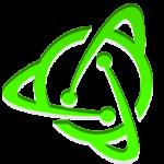 Midgard Short Logo In Green