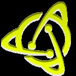 Midgard Short Logo In Yellow