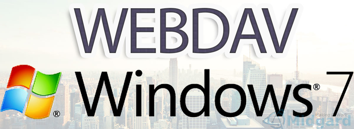 How to mount a WebDAV share in Windows 7 2