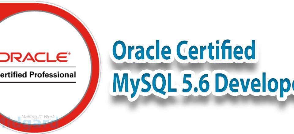 Oracle Certified 2