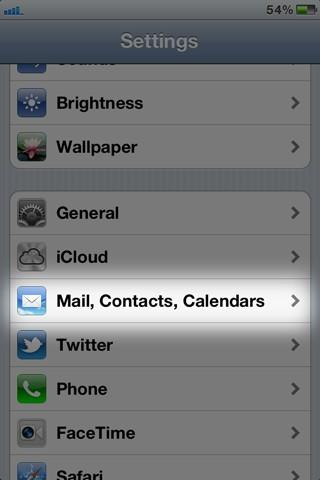 How To Setup Imap Emails on IOS (2019) In An Easy Step By Step Guide 3
