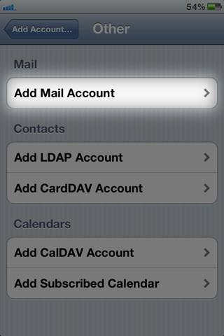 How To Setup Imap Emails on IOS (2019) In An Easy Step By Step Guide 6