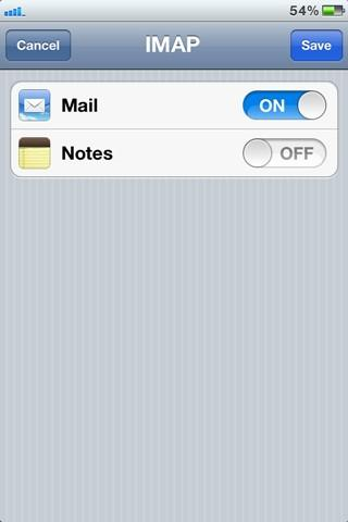 How To Setup Imap Emails on IOS (2019) In An Easy Step By Step Guide 11