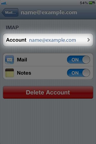 How To Setup Imap Emails on IOS (2019) In An Easy Step By Step Guide 13
