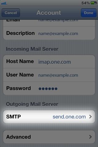 How To Setup Imap Emails on IOS (2019) In An Easy Step By Step Guide 14